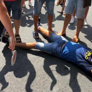 Ad Amantea (Cosenza) proteste per l'arrivo di 13 migranti bengalesi positivi al coronavirus