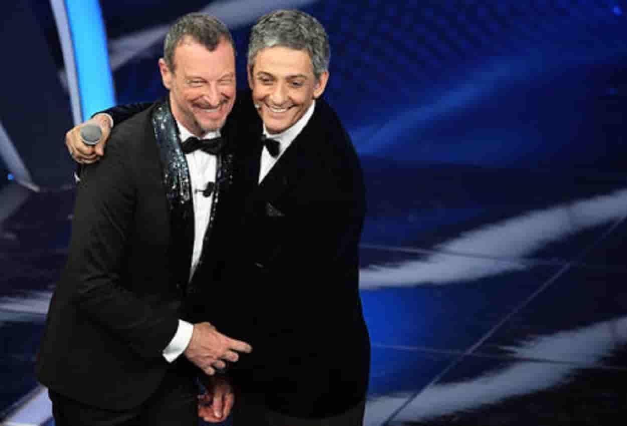 Amadeus e Fiorello lasciano Sanremo per i figuranti negati da Franceschini? Tutte le ipotesi