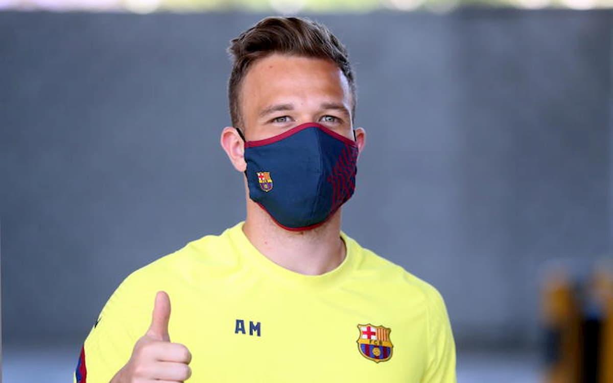 Arthur rompe col Barcellona