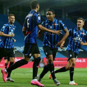 Serie A, Atalanta a -1 dall'Inter in zona Champions. Fiorentina e Udinese salvezza