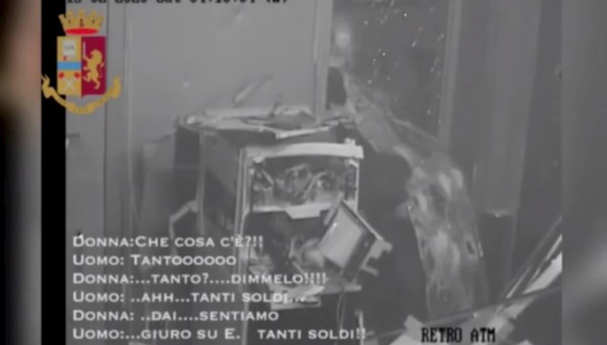 Banda di rapinatori rom arrestata a Milano