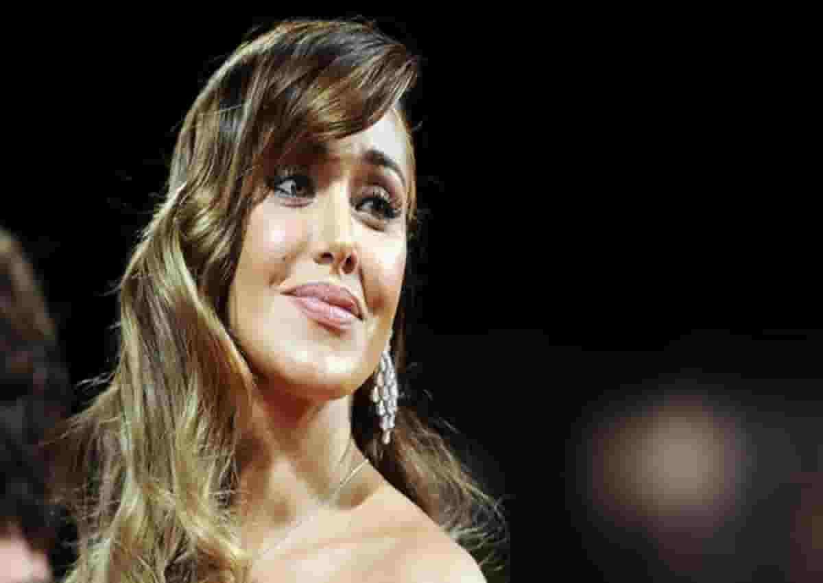 Belen Rodriguez, foto Ansa