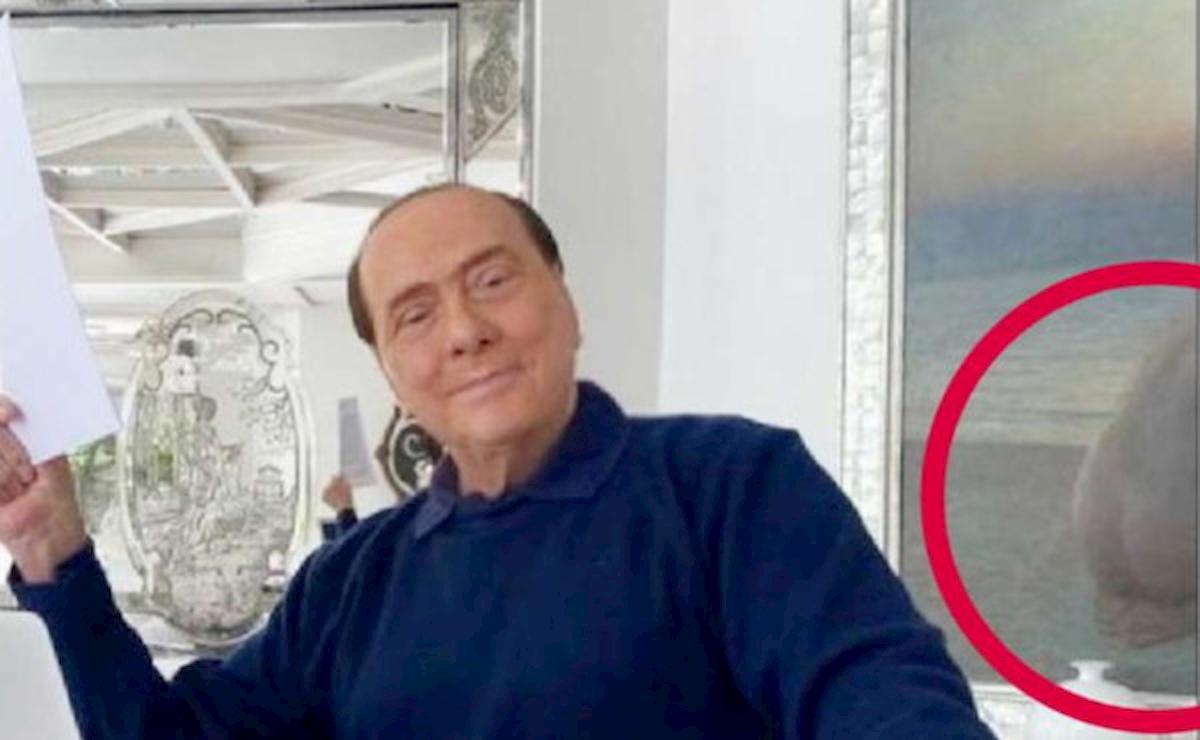 Berlusconi (nella foto), Prodi scopre di amarlo, Renzi lo adora da sempre, senza Travaglio saremmo all'oblio