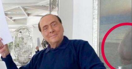 Conflitto di interessi, nuova legge? È una proposta, Nella foto: Berlusconi, un simbolota