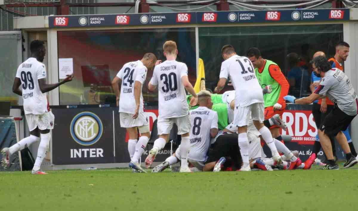 Juwara-Barrow, i baby fenomeni di Mihajlovic fanno piangere l'Inter. I nerazzurri potevano portarsi a -1 Lazio...