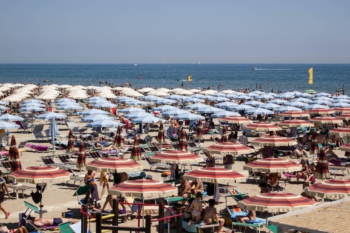 Il bonus vacanze sarà valido anche per il pacchetto spiaggia