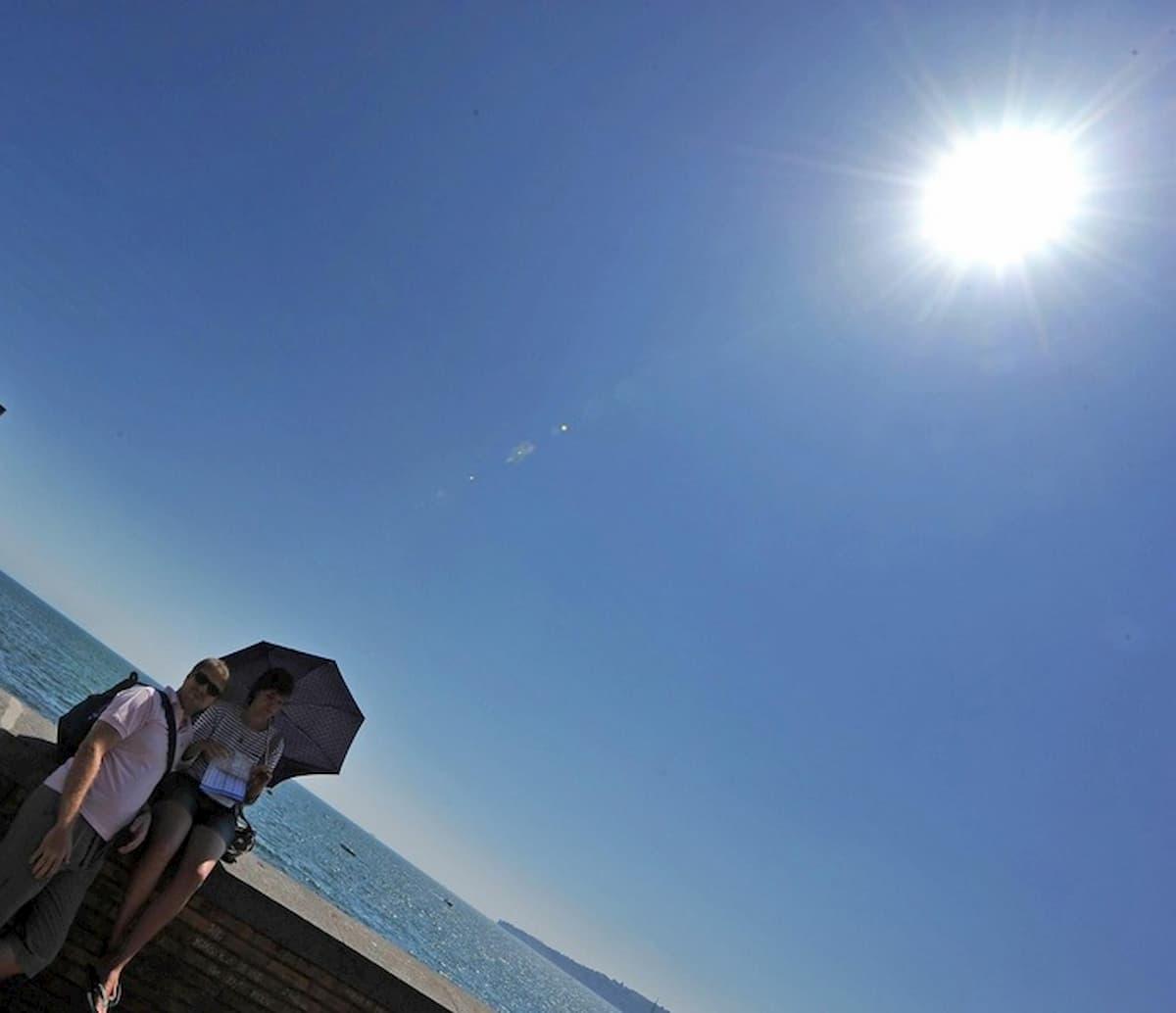 Previsioni meteo: dopo i temporali nel weekend torna il sole e poi ondata di caldo africano