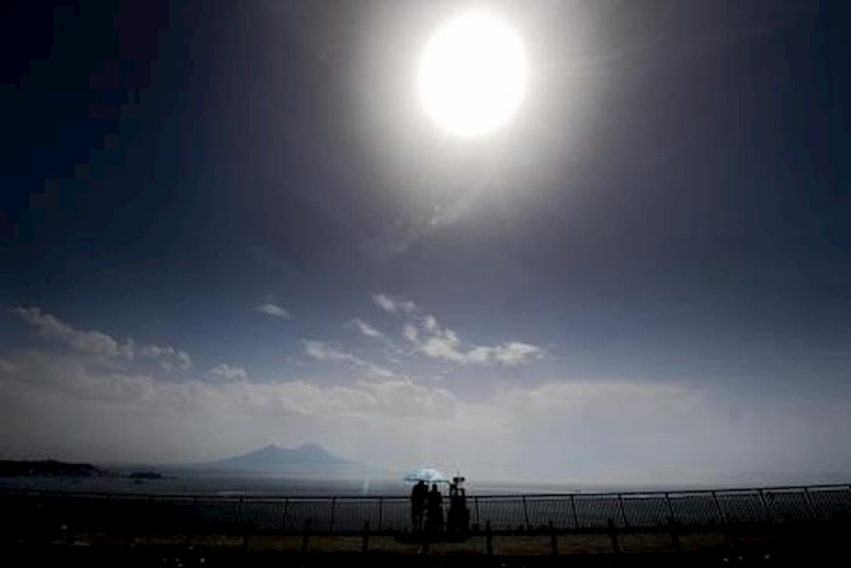 Previsioni meteo caldo sull'Italia