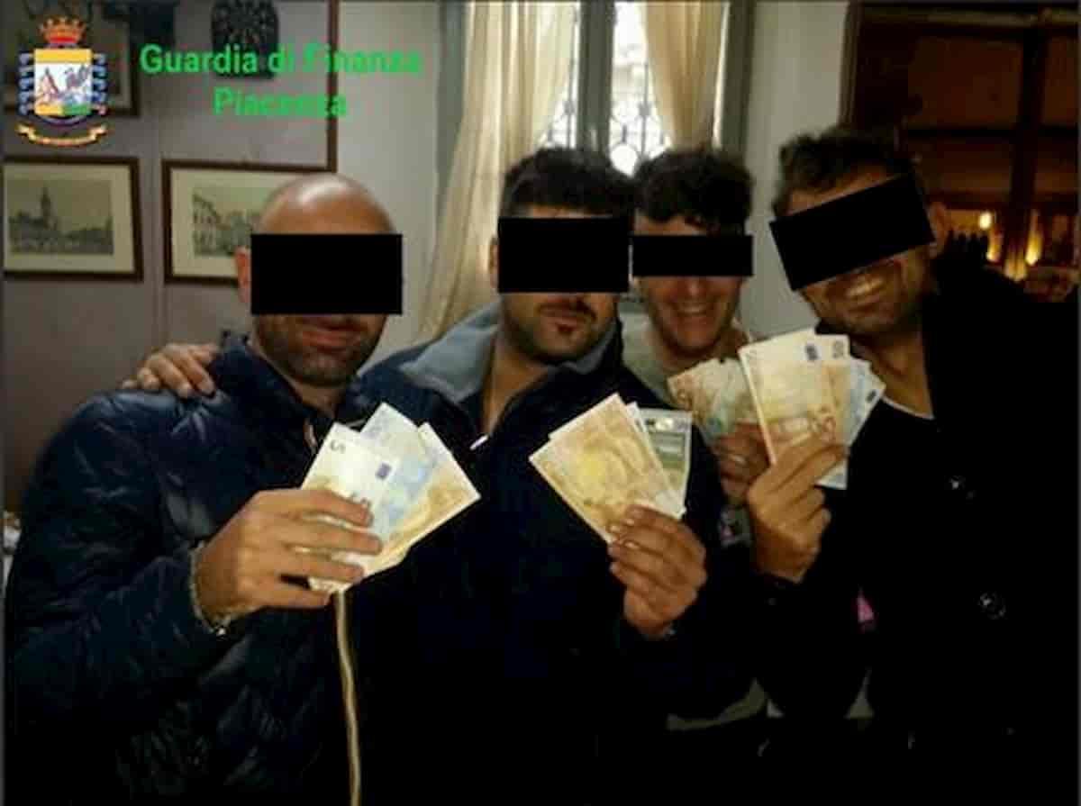 Piacenza carabinieri arrestati