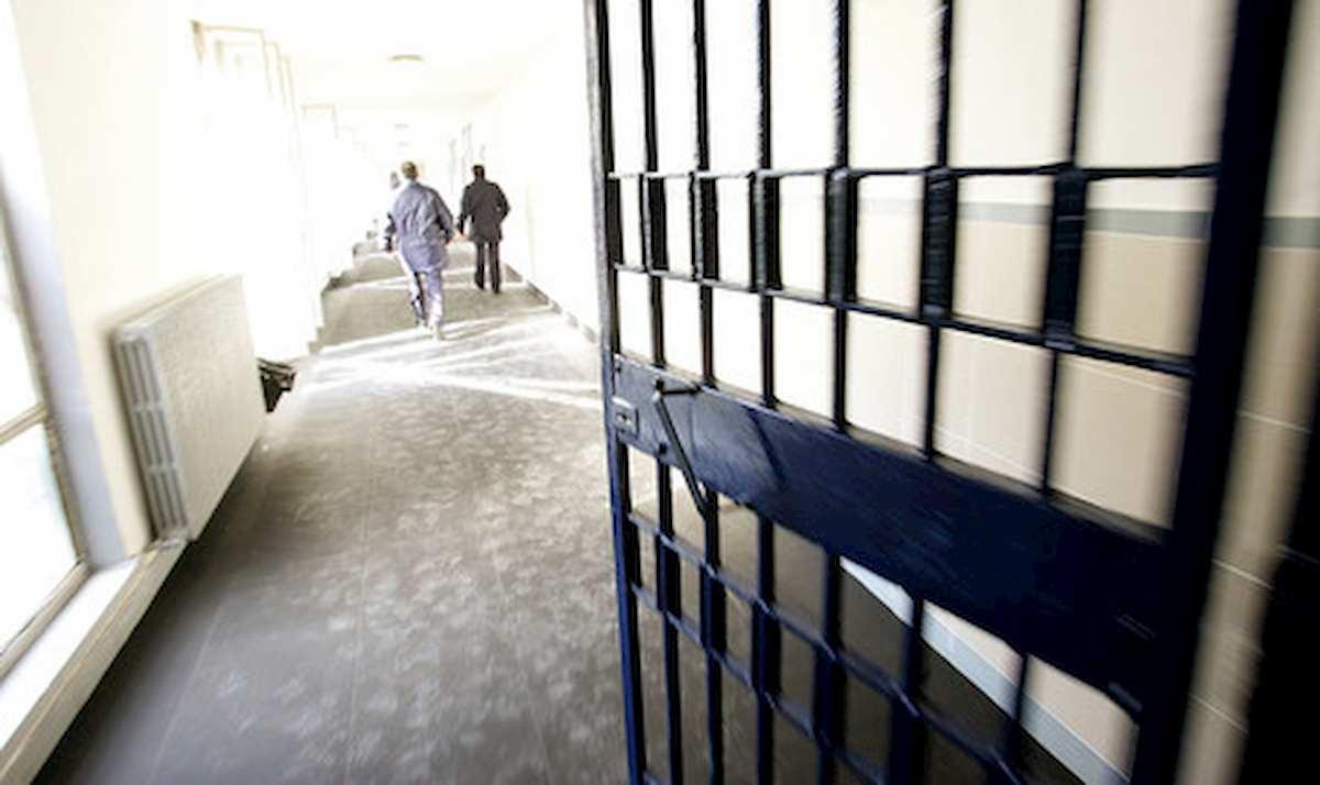 carcere , foto ansa