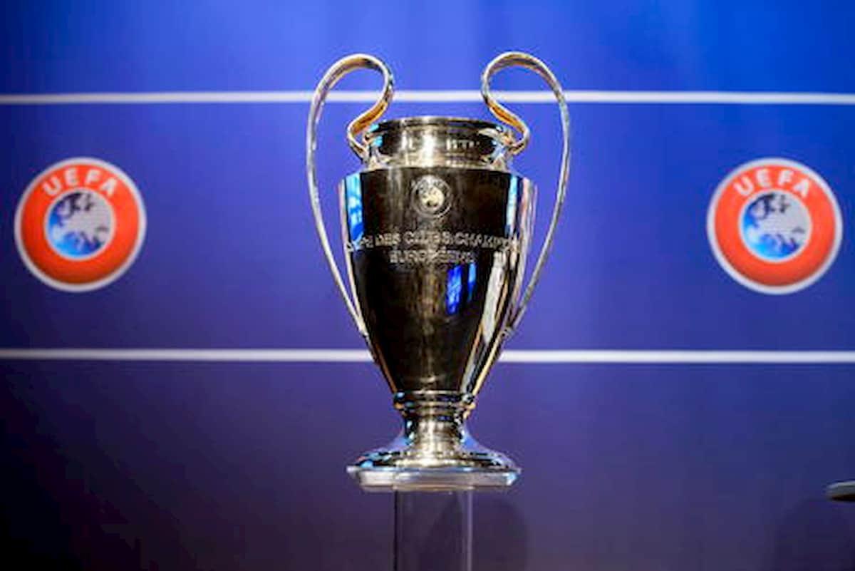 Sorteggi Champions League final eight