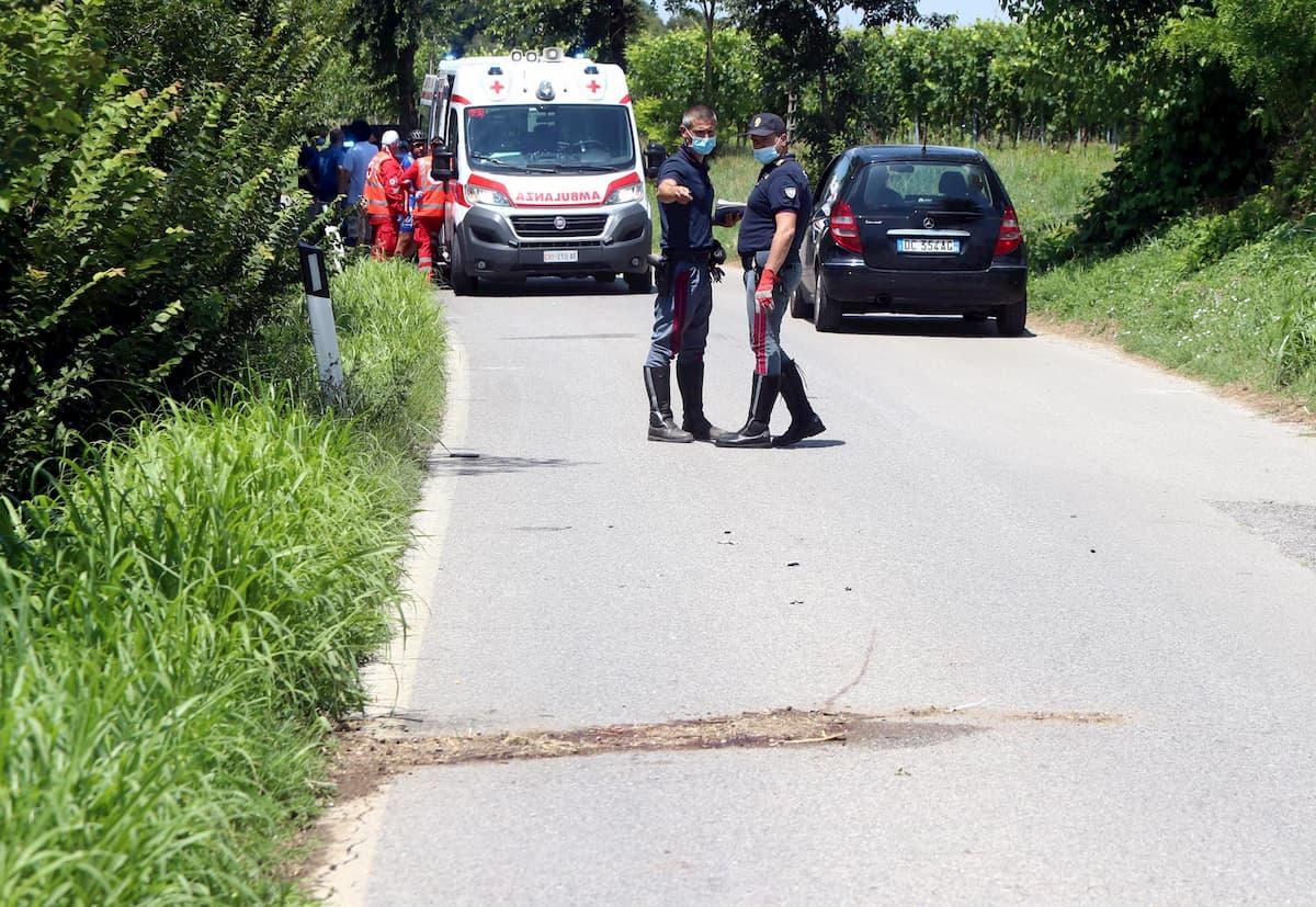 La ciclista Roberta Agosti è morta travolta da un camion a Lonato