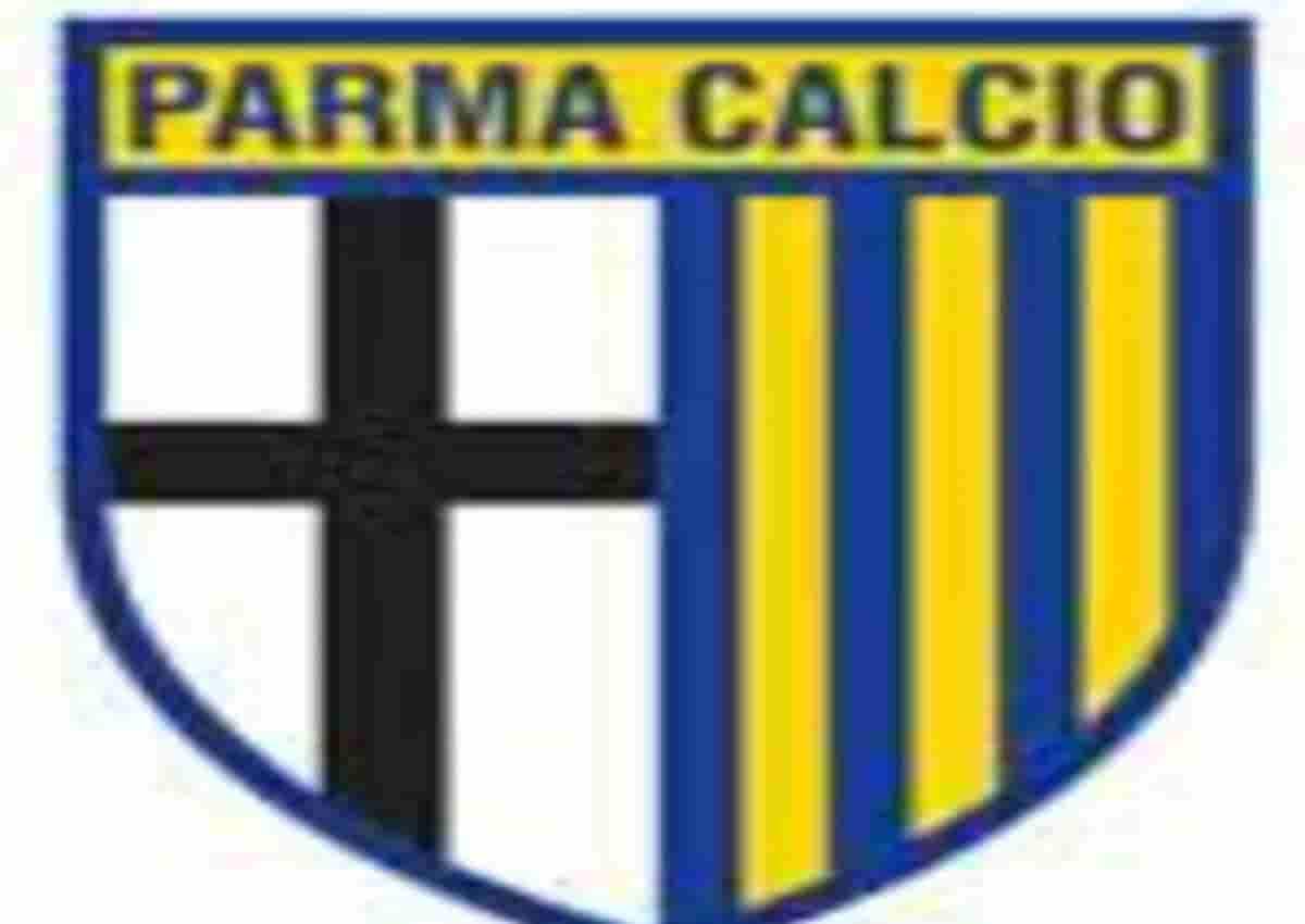 Coronavirus, il logo del Parma