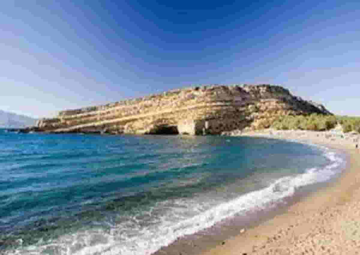 Creta, foto d'archivio Ansa