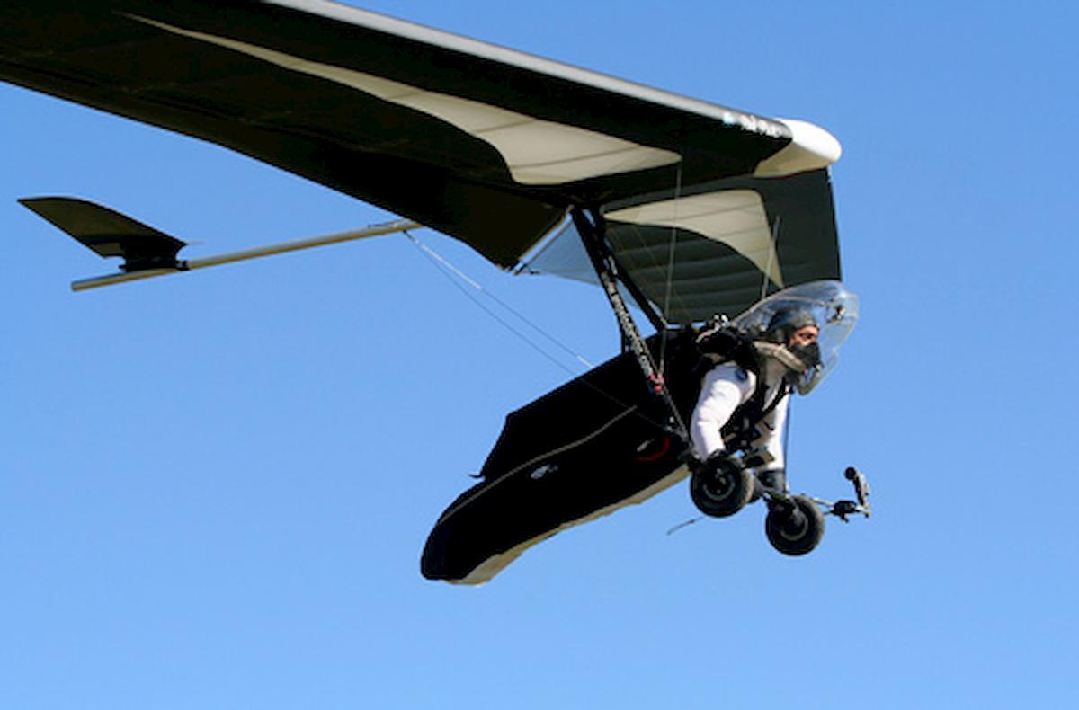 Milazzo, Fiorenzo Borgia precipita in volo col deltaplano. Fratello morto nello stesso modo