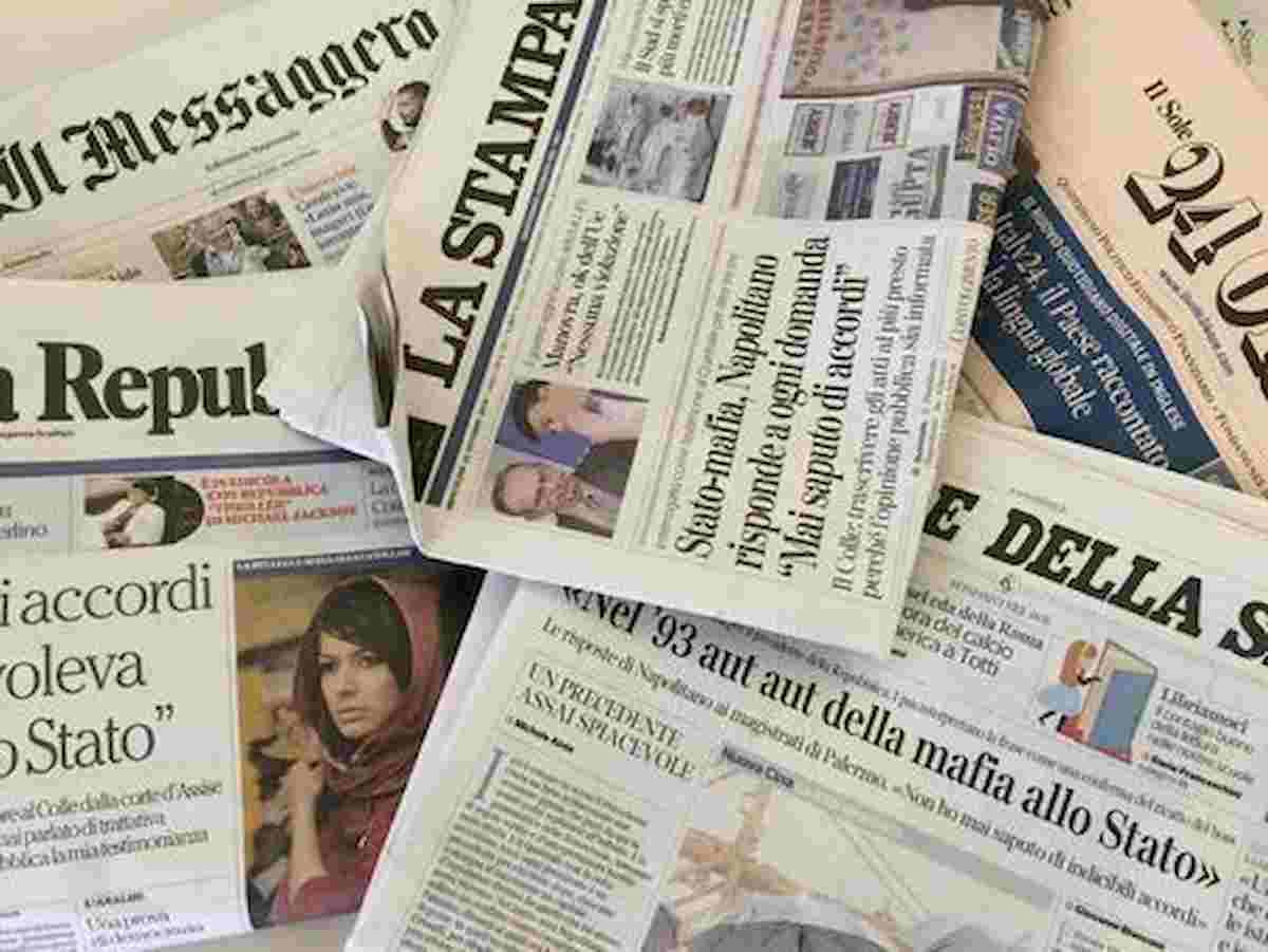 Diffamazione, Fieg e Fnsi chiedono modifiche a ddl che elimina carcere per i giornalisti