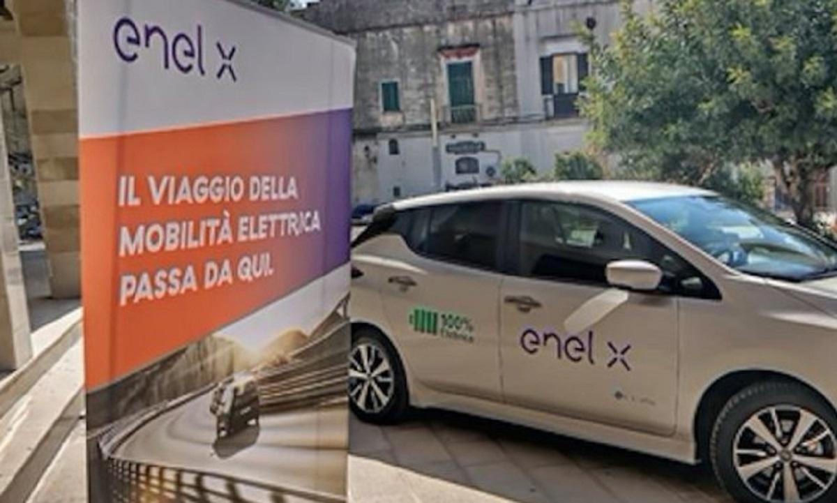 Enel X e ALD Automotive sviluppano JuiceMotion per la diffusione della E-Mobility