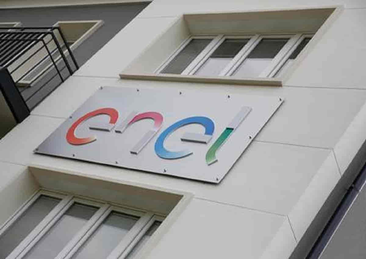 Enel, logo