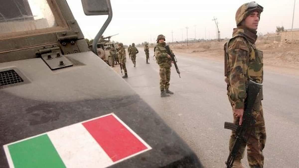 Esercito, un Ranger italiano premiato dall'US Army