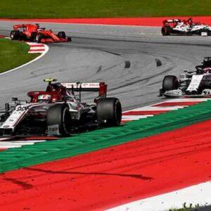 F1, Gp del Nurburgring diretta youtube