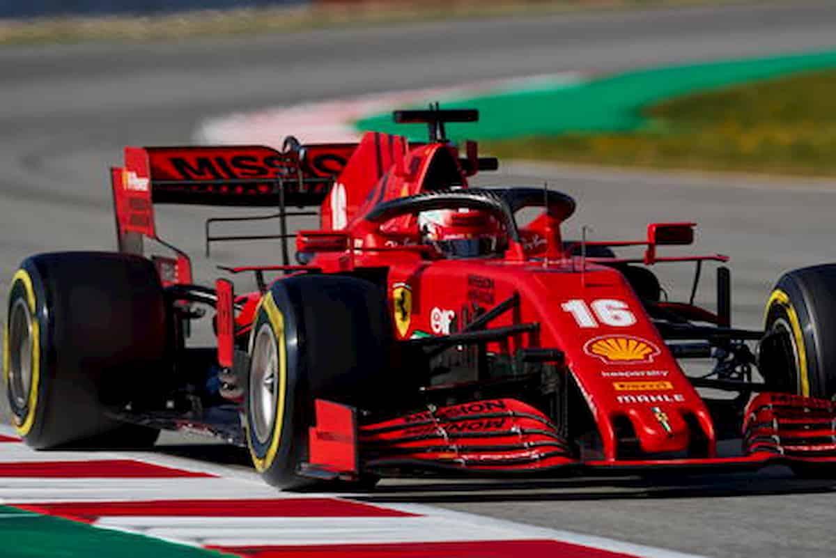 F1, Gp del Mugello il 13 settembre
