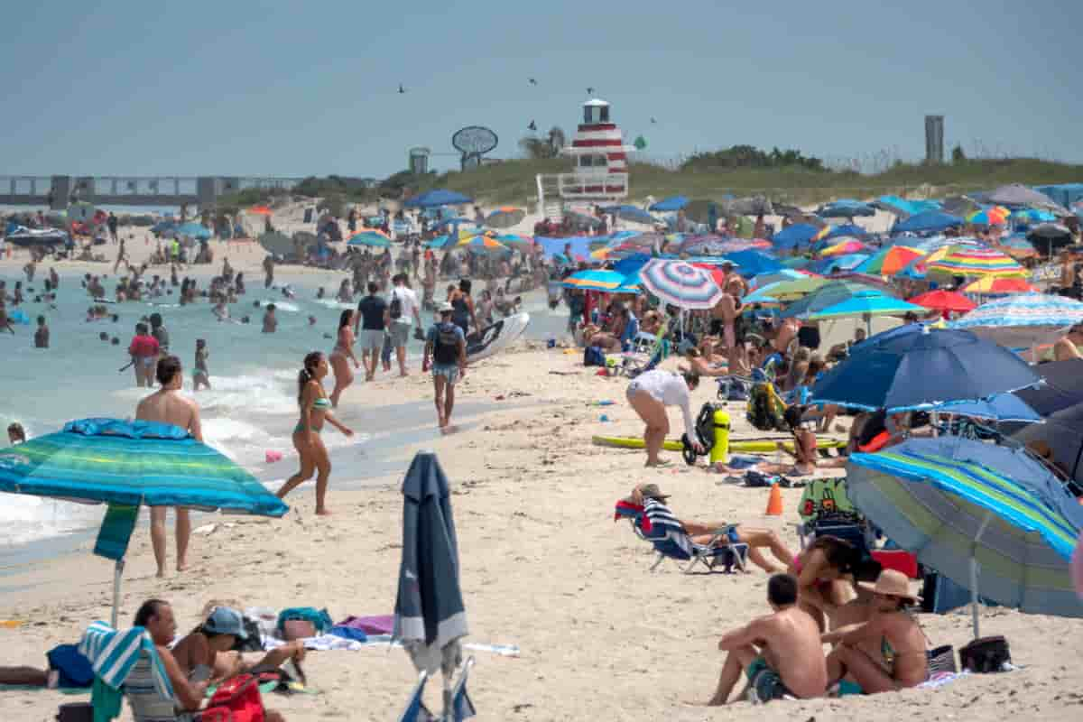 Coronavirus, in Florida nuovo record di morti