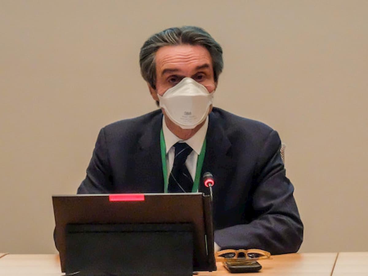 Lombardia, ecco quattro vicende che non piacciono alla magistratura. Nella foto: Attilio Fontana, presidente della Regione Lombardia