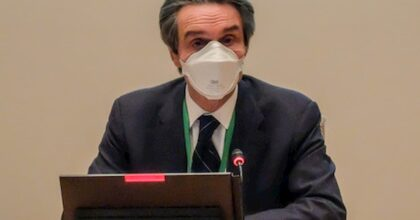 Pandemia, la Lombardia aveva le procedure, ma Fontana (nella foto) non lo sapeva