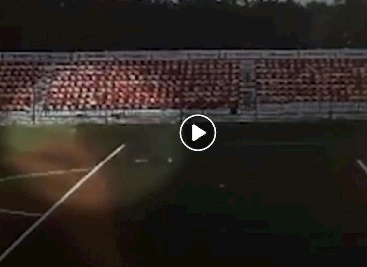 russia fulmine calciatore