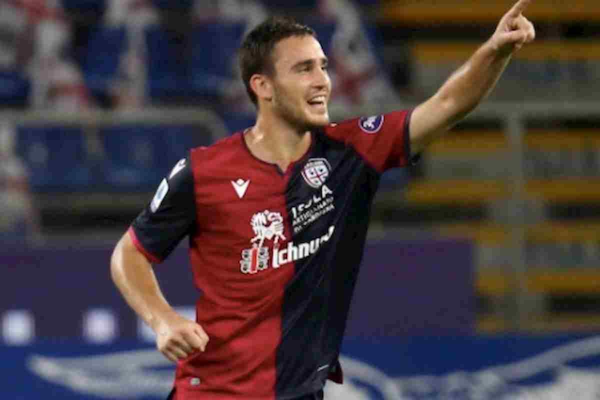 Luca Gagliano, chi è il giovane che ha segnato un gol a Buffon Cagliari-Juventus