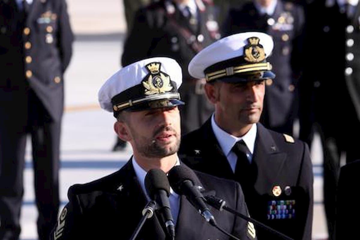 Il marò Salvatore Girone soddisfatto per il verdetto del Tribunale internazionale