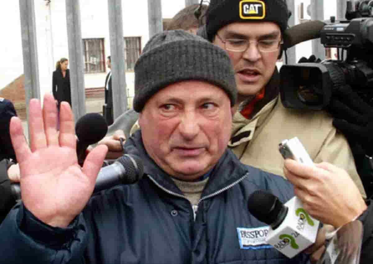 Graziano Mesina, foto d'archivio Ansa