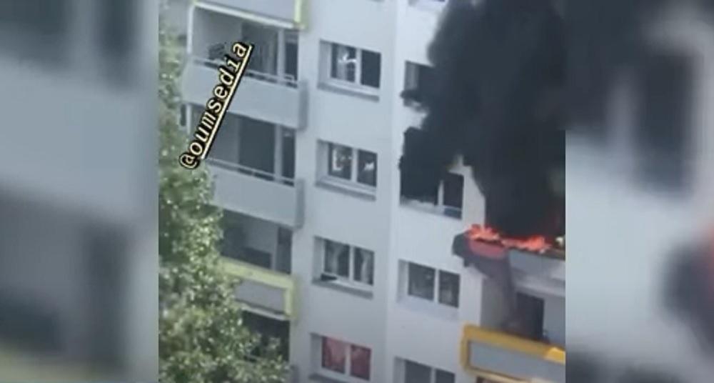 Grenoble, chiusi in casa dai genitori due fratellini si lanciano da 10 metri per sfuggire a un incendio