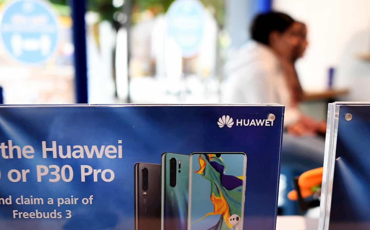 Huawei esclusa dal Regno Unito per forniture della rete 5G