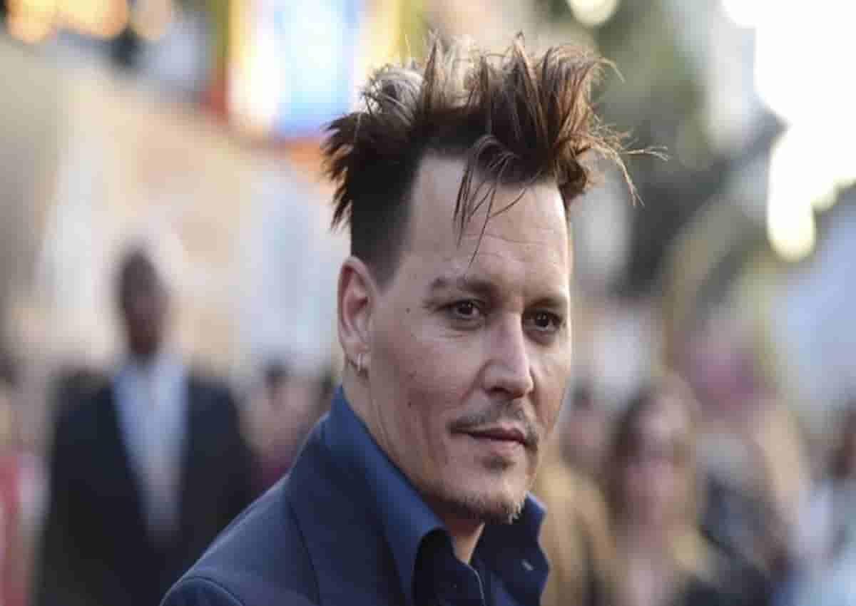 Johnny Depp, foto Ansa