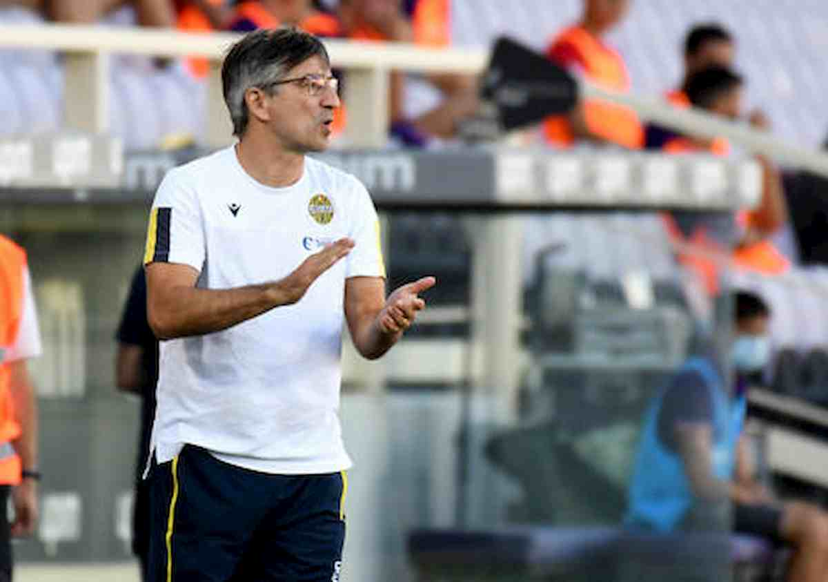 Verona, malore per Juric dopo il pareggio della Fiorentina al 92': sta meglio