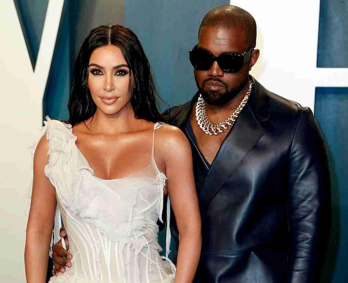 Kim Kardashian e Kanye West vivono separati dopo il comizio?