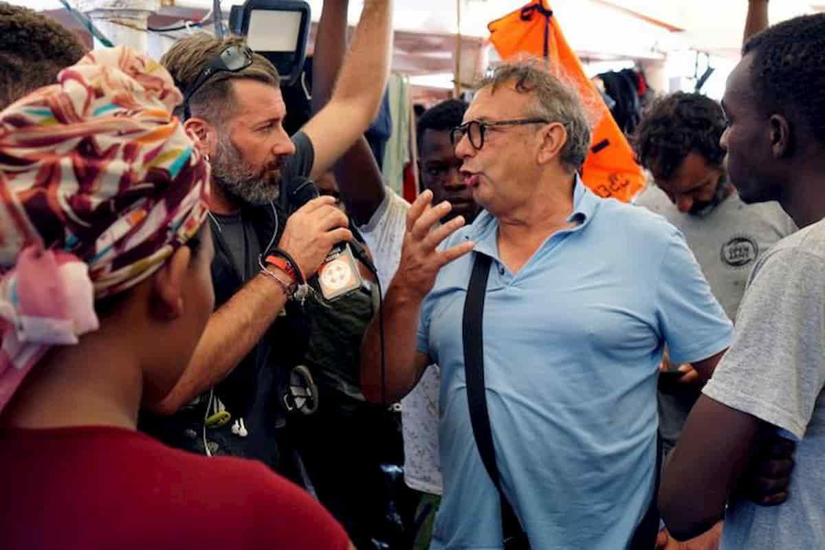 Migranti, il sindaco di Lampedusa