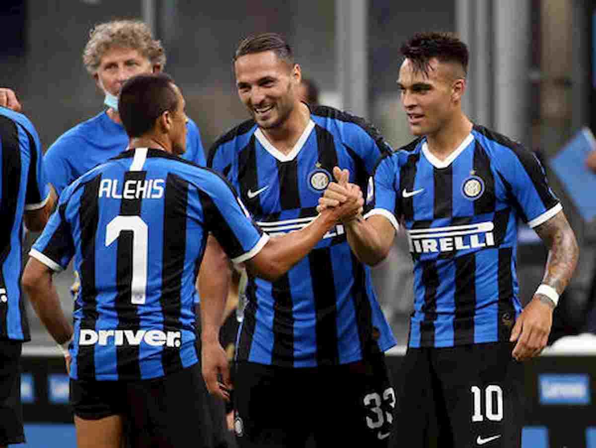 Inter batte Napoli e si riprende il secondo posto classifica