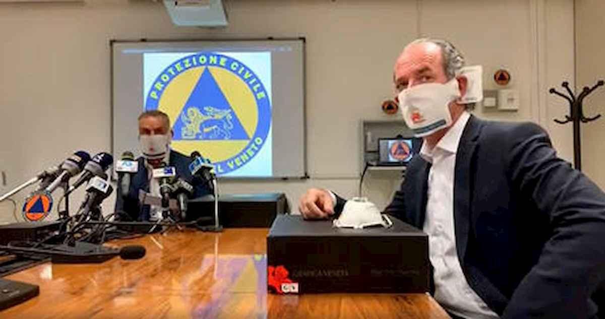 Coronavirus Veneto, multa 1000 euro e obbligo denuncia a chi viola isolamento