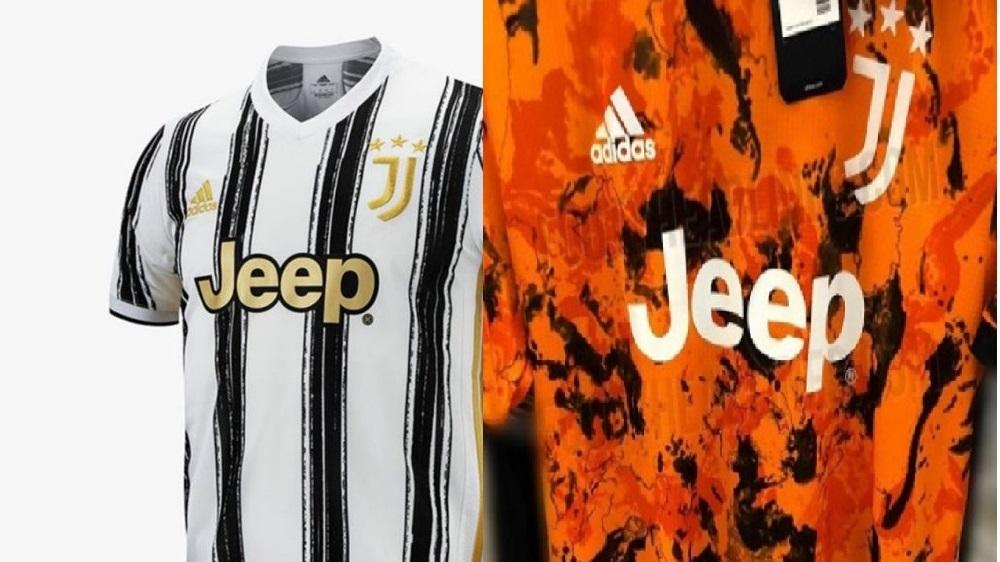 """Nuove maglie Serie A, Juventus tigrata. Stile """"tovaglia"""" per l'Inter FOTO"""