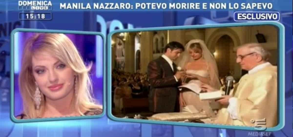Manila Nazzaro fine del matrimonio con Francesco Cozza