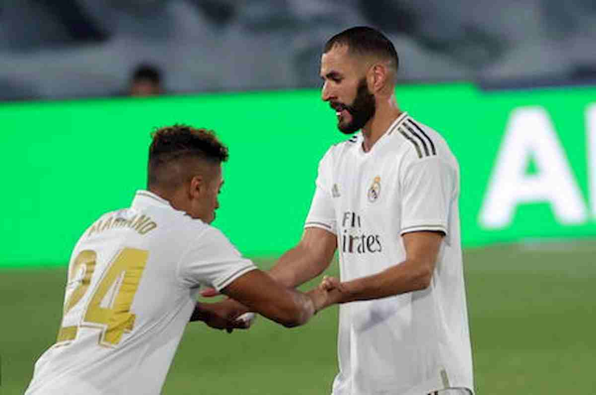 Mariano Diaz positivo al coronavirus, c'è apprensione per City-Real Champions League