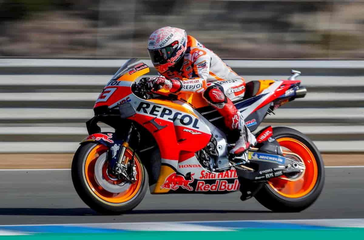 MotoGP, Marquez può correre il Gp di Jerez