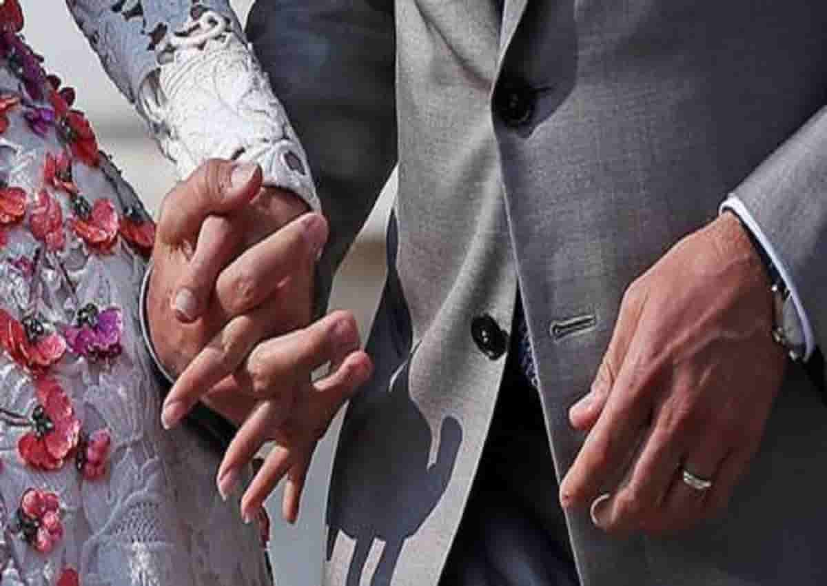 Matrimoni combinati, foto d'archivio Ansa