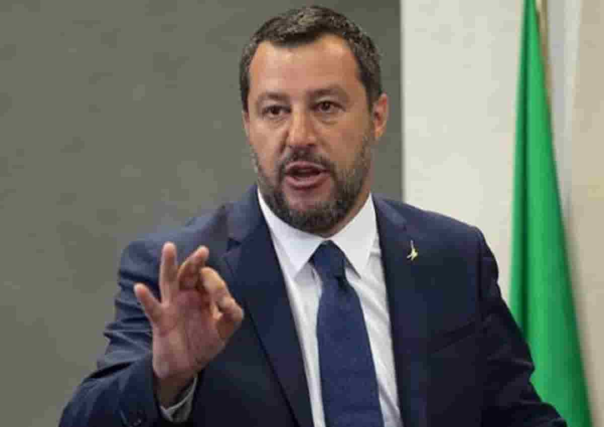 Matteo Salvini e Open Arms, Ansa