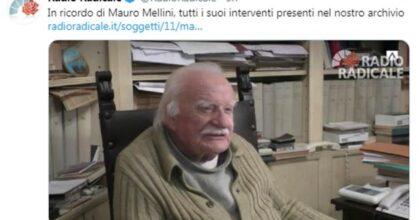 Mauro Mellini (nella foto) non solo divorzio: eccessi di tangentopoli e dei pm, antimafia