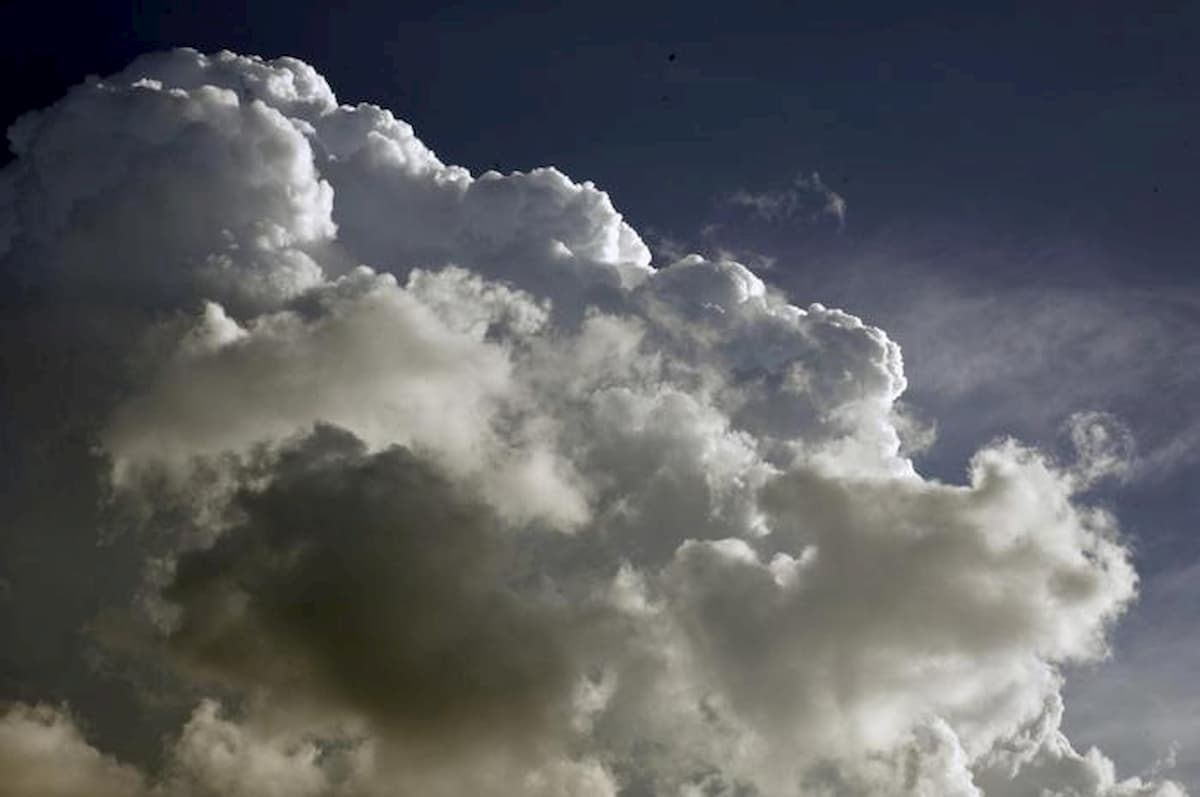 Le previsioni meteo annunciano bel tempo guastato da qualche temporale
