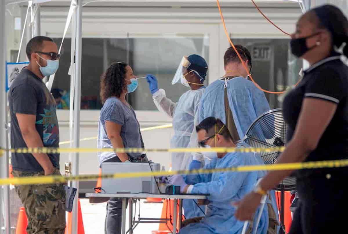 Miami, ospedali saturi per il Covid