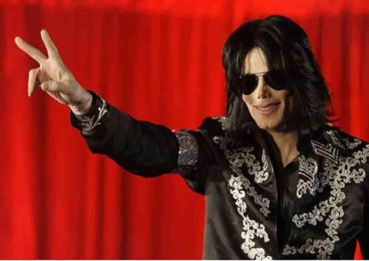 Michael Jackson, foto Ansa